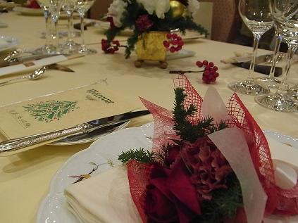 クリスマスの席札☆_b0105897_040355.jpg
