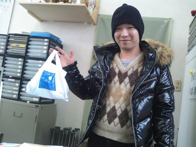 メリークリスマス!本日は店長のニコニコブログです!_b0127002_0342057.jpg
