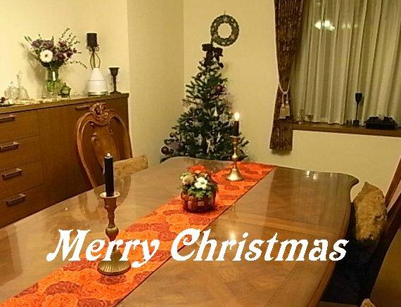 クリスマスパーティー♪_c0179308_20301313.jpg