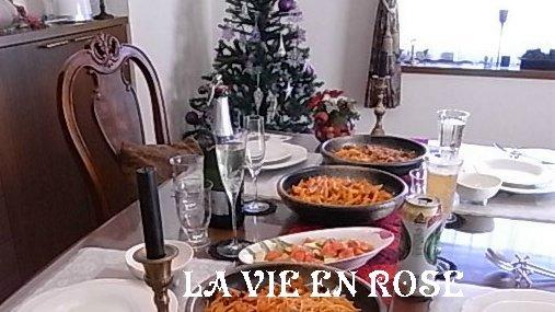 クリスマスパーティー♪_c0179308_20343060.jpg