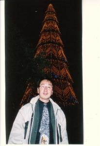 いよいよ開始。第1号です。今日は2009年のクリスマス。_a0154912_1242141.jpg