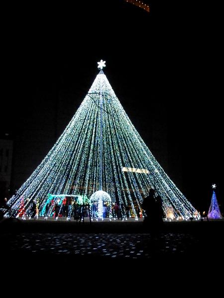 仕事で終わったクリスマスイブ・・・_c0177814_1512526.jpg