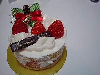 クリスマスディナー_c0025217_18263835.jpg