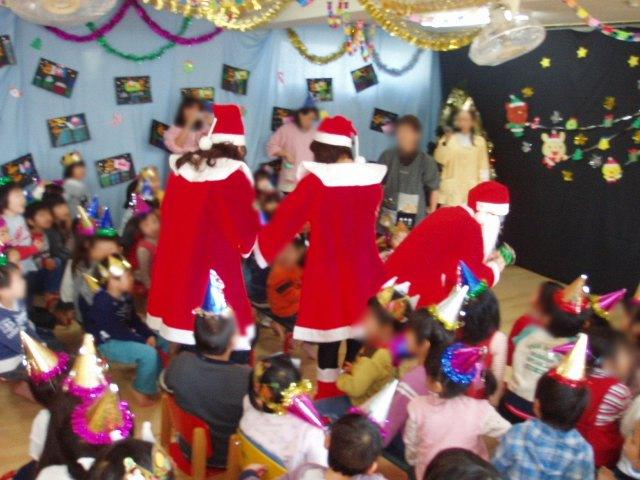 クリスマスお楽しみ会_e0148419_16183139.jpg
