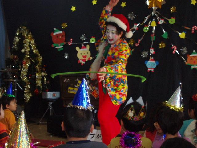 クリスマスお楽しみ会_e0148419_16245822.jpg