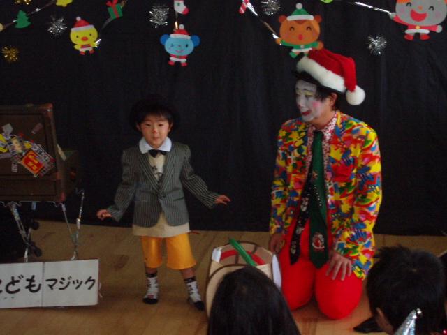 クリスマスお楽しみ会_e0148419_1628338.jpg