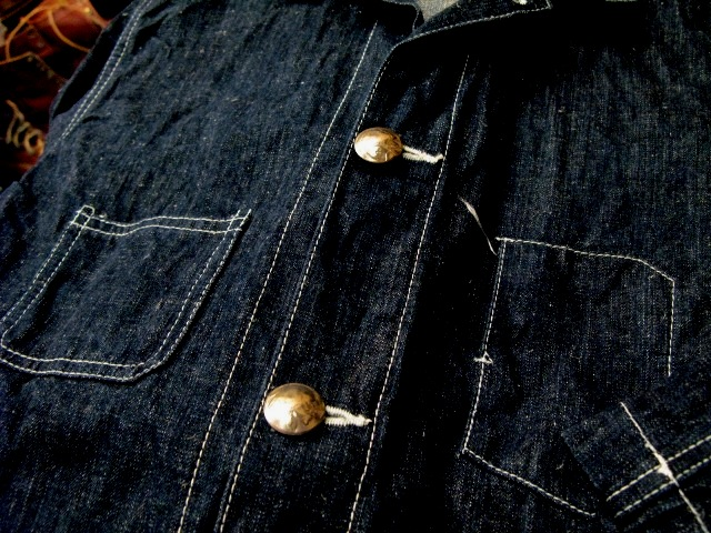 WALK ON The Sack Jacket Of 4Pocket!!!_c0144020_1575547.jpg