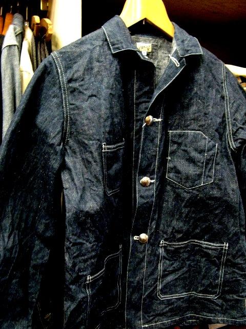 WALK ON The Sack Jacket Of 4Pocket!!!_c0144020_1581771.jpg