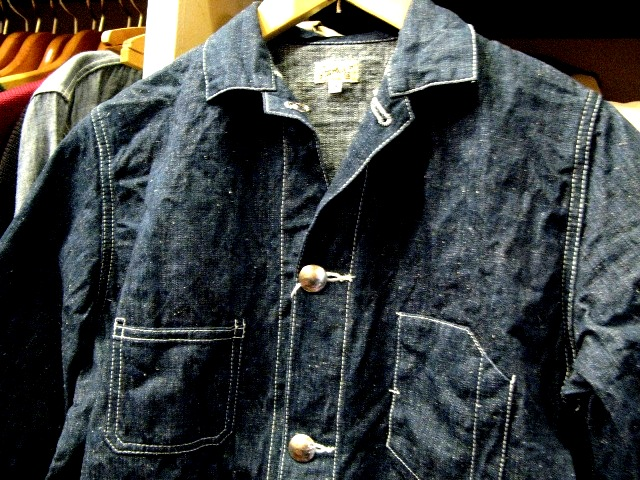 WALK ON The Sack Jacket Of 4Pocket!!!_c0144020_1583598.jpg