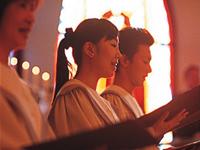 セントマリーチャーチの聖歌隊の声の美しさ_c0193234_152621.jpg