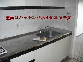 最終作業 洗面化粧台設置・ガス・給湯・給水確認_f0031037_20312172.jpg