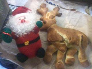 メリークリスマス♪骨付きもも肉ハムは13時からスタートです!_c0069047_10431729.jpg