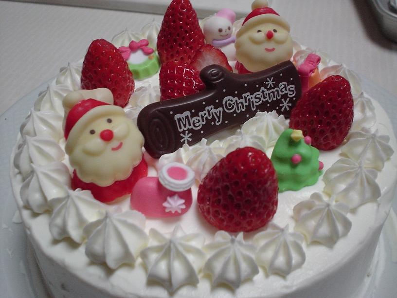 メリークリスマス☆_f0191248_8425064.jpg