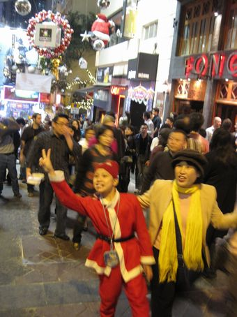 香港食い倒れ紀行 「クリスマスはミシュラン・ガチョウ♪」編_b0060363_11385919.jpg