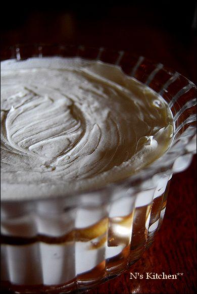 白のロールケーキ&超簡単ティラミス_a0105872_3193294.jpg
