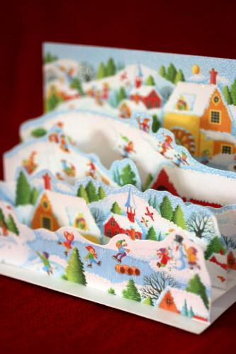 ★絵本のようなクリスマスカード_e0154682_22162171.jpg