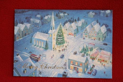 ★絵本のようなクリスマスカード_e0154682_225548.jpg