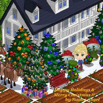 Merry Christmas !! & Happy Holidays !!_f0186787_1429528.jpg