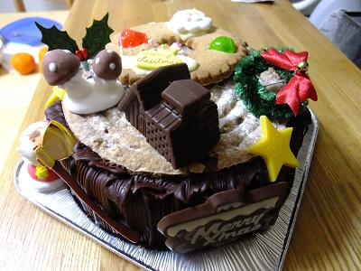 tartelette@新所沢のクリスマスケーキ_d0044093_0573069.jpg