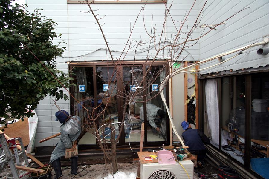 A邸「断熱改修の家」 工事中!_f0150893_1542820.jpg