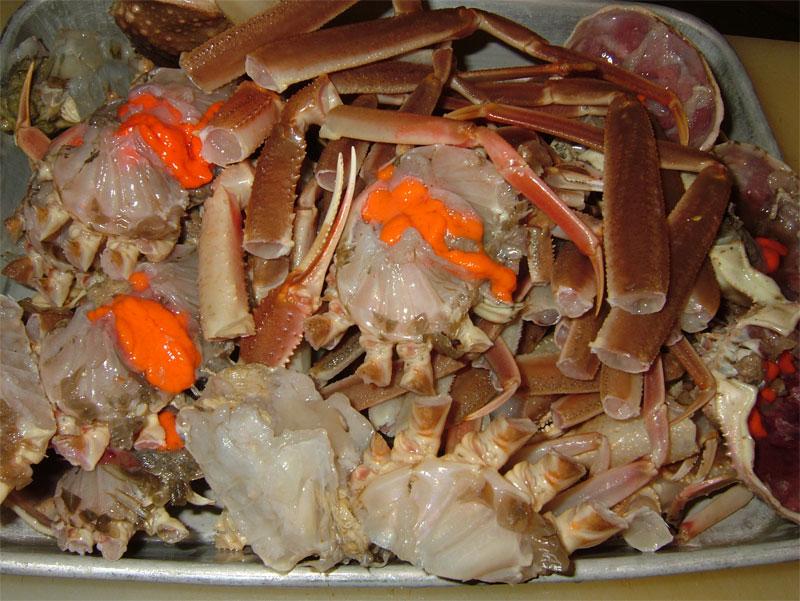 蟹に救われた一年_c0110051_94925.jpg