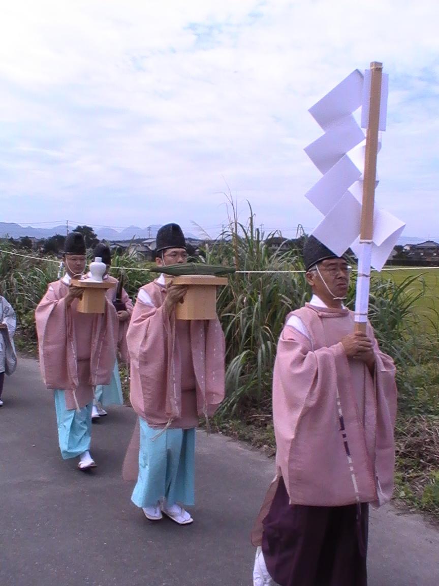 八幡巡礼 〜宇佐放生会 第ニ日〜_e0074793_1143485.jpg