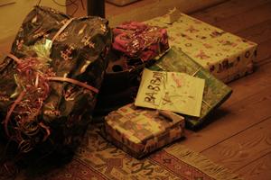 クリスマスの一日_f0106597_2415449.jpg