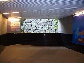 虎ノ門駅地下展示室 (虎ノ門 ② 「三十六見附」)_c0187004_19345347.jpg