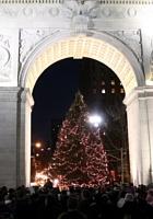 クリスマス・イブのニューヨーク_b0007805_23311539.jpg