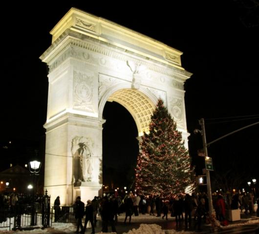 クリスマス・イブのニューヨーク_b0007805_2331614.jpg