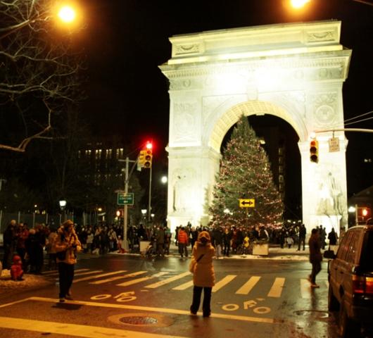 クリスマス・イブのニューヨーク_b0007805_23322510.jpg