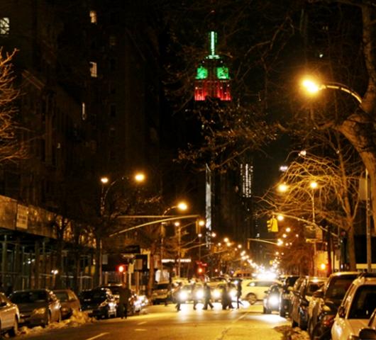 クリスマス・イブのニューヨーク_b0007805_23325864.jpg