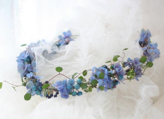 花冠 花輪、または花のクラウン_a0042928_21545720.jpg