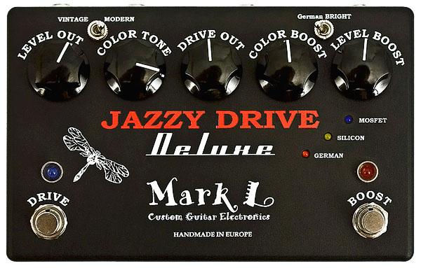 ポーランド製の「Mark L Jazzy Drive Deluxe」。_e0053731_19563973.jpg