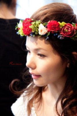 2009.12.27 花嫁さまのお写真_b0120777_225529.jpg