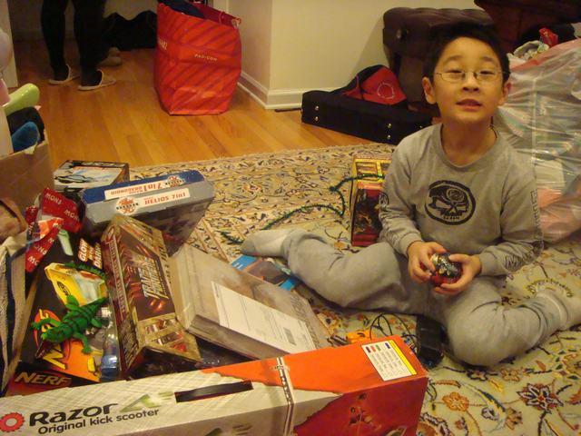 クリスマスのプレゼント欲しいものすべて入手!_d0100880_2455697.jpg