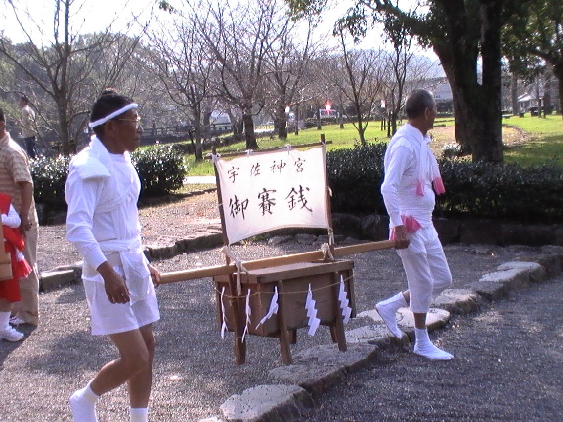 八幡巡礼 〜宇佐放生会 第一日〜_e0074793_12312119.jpg