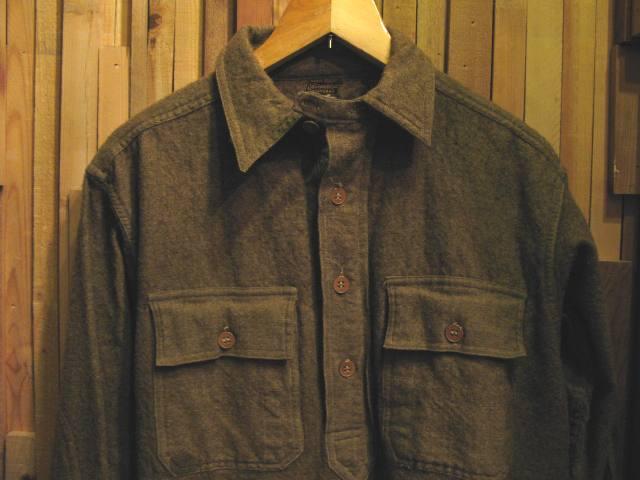 30'S WOOLシャツ!_c0144020_20461881.jpg