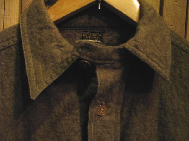 30'S WOOLシャツ!_c0144020_20463636.jpg