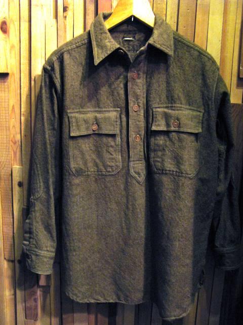 30'S WOOLシャツ!_c0144020_2046857.jpg