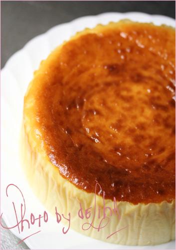 手作り・ニューヨークチーズケーキ_c0131054_16451444.jpg
