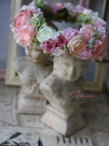 2009.12.28 ボリュームたっぷり 豪華な花冠_b0120777_23513770.jpg