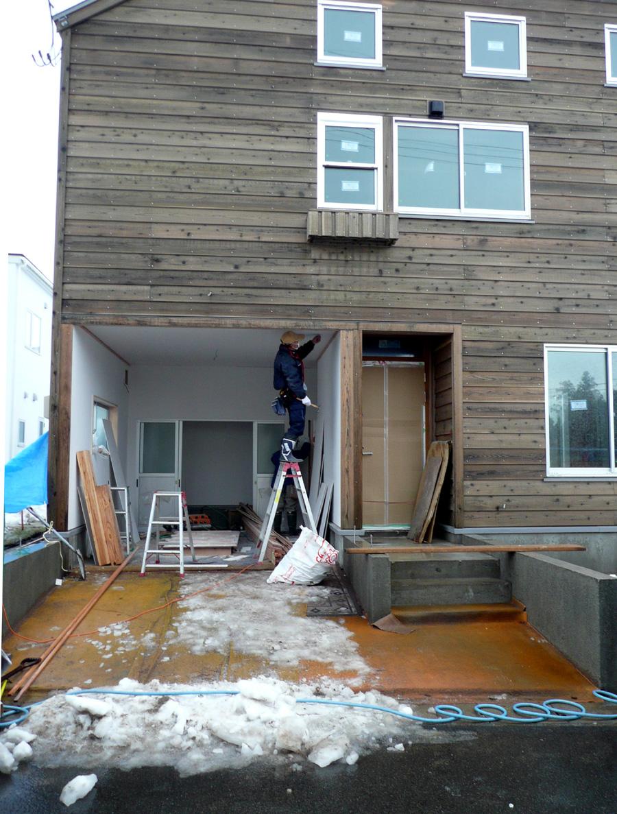 「桜台の家」 工事中!_f0150893_17325719.jpg