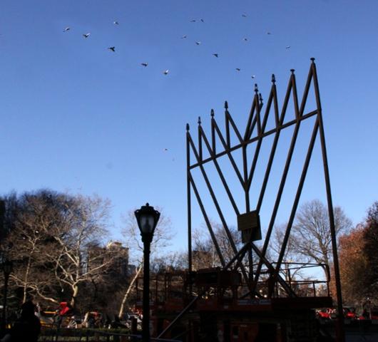 クリスマス、ハヌカから感じるニューヨークの多様性_b0007805_1149114.jpg