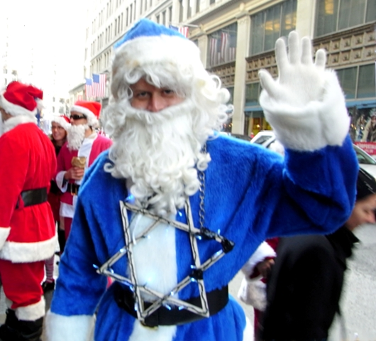 クリスマス、ハヌカから感じるニューヨークの多様性_b0007805_1150961.jpg