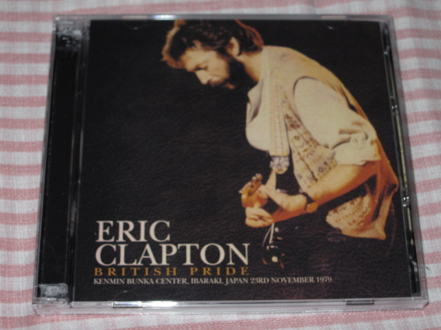 ERIC CLAPTON / BRITISH PRIDE_b0042308_01198.jpg