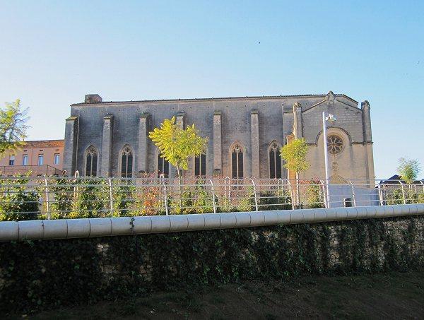 サリア地区の新しい公園 Parc de Joan Reventos_b0064411_9151850.jpg