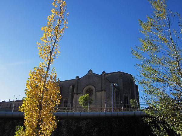 サリア地区の新しい公園 Parc de Joan Reventos_b0064411_916972.jpg
