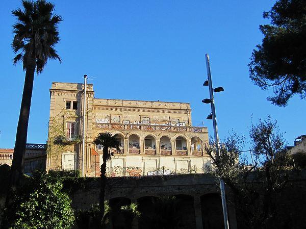 サリア地区の新しい公園 Parc de Joan Reventos_b0064411_9325836.jpg