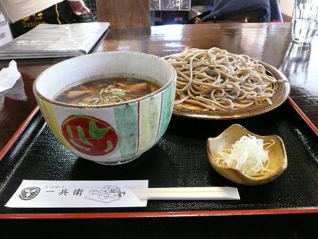 笠間で蕎麦を(2009年12月29日)_a0139239_11162870.jpg